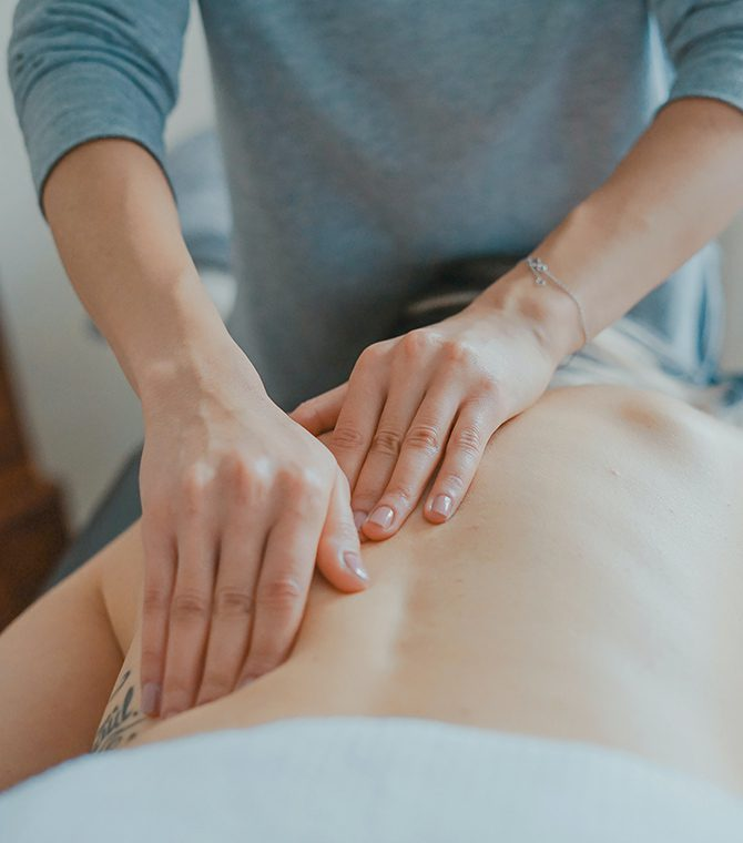 Deep Tissue Pain Relief is Possible with Wolfe